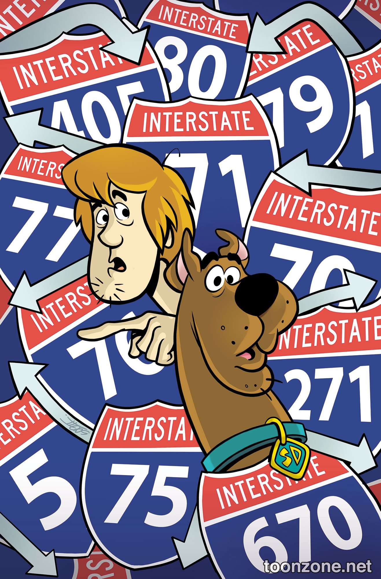 SCOOBY-DOO, WHERE ARE YOU? #41