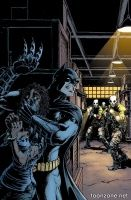BATMAN: THE DARK KNIGHT #27