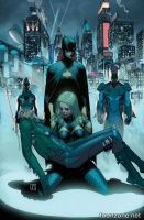 BIRDS OF PREY #27