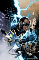 DC UNIVERSE PRESENTS VOL. 3: BLACK LIGHTNING AND BLUE DEVIL TP
