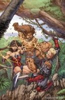 FOREVER EVIL: A.R.G.U.S. #4