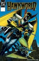 HAWKWORLD TP NEW EDITION