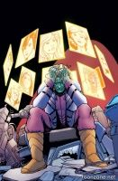 LEGION OF SUPER-HEROES VOL. 3: THE FATAL FIVE TP