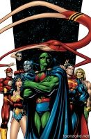 MARTIAN MANHUNTER: SON OF MARS TP