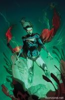 SUPERGIRL VOL. 3: SANCTUARY TP