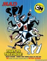 MAD PRESENTS SPY VS. SPY: FIGHT TO THE FINISH! TP