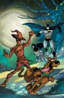 SCOOBY-DOO TEAM-UP #2