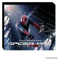 THE AMAZING SPIDER-MAN: THE ART OF THE MOVIE SLIPCASE HC