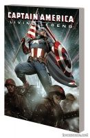 CAPTAIN AMERICA: LIVING LEGEND TPB
