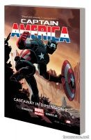 CAPTAIN AMERICA VOL. 1: CASTAWAY IN DIMENSION Z BOOK 1 TPB