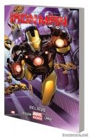 IRON MAN VOL. 1: BELIEVE TPB