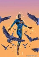 MIRACLEMAN #1 (Mark Buckingham Variant)