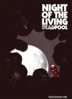NIGHT OF THE LIVING DEADPOOL #1 (OF 4)