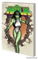 SHE-HULK BY DAN SLOTT: THE COMPLETE COLLECTION VOL. 1 TPB