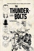 THUNDERBOLTS #20.NOW (Phil Noto Sketch Variant)