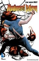 ANIMAL MAN VOL. 4: SPLINTER SPECIES TP