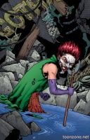 BATMAN: JOKER'S DAUGHTER #1