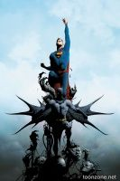 BATMAN/SUPERMAN VOL. 1: CROSS WORLD HC