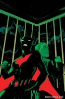 BATMAN BEYOND UNIVERSE #7