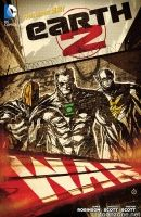 EARTH 2 VOL. 3: WAR HC