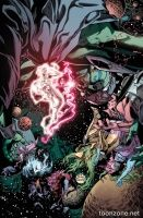 GREEN LANTERN: NEW GUARDIANS #28
