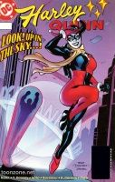 HARLEY QUINN: WELCOME TO METROPOLIS TP
