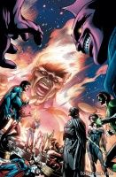 JUSTICE LEAGUE OF AMERICA #12