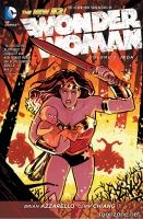 WONDER WOMAN VOL. 3: IRON TP