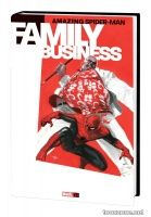 AMAZING SPIDER-MAN: FAMILY BUSINESS OGN-HC