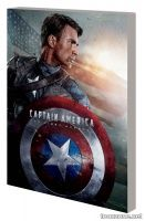 MARVEL'S CAPTAIN AMERICA: THE FIRST AVENGER — THE SCREENPLAY TPB