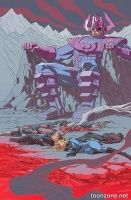 CATACLYSM: THE ULTIMATES' LAST STAND #5 (of 5) (Jorge Coehlo Variant)
