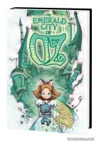 OZ: THE EMERALD CITY OF OZ HC