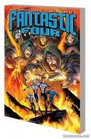 FANTASTIC FOUR VOL. 3: DOOMED TPB