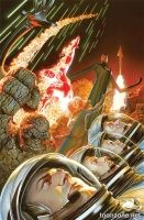 FANTASTIC FOUR #1 (Alex Ross Variant)