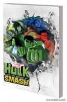 MARVEL UNIVERSE HULK: AGENTS OF S.M.A.S.H. DIGEST