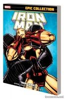 IRON MAN EPIC COLLECTION: WAR GAMES TPB