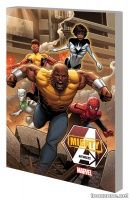 MIGHTY AVENGERS VOL. 1: NO SINGLE HERO TPB