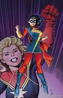 MS. MARVEL #1 (Art Adams Variant)