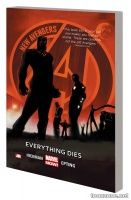 NEW AVENGERS VOL. 1: EVERYTHING DIES TPB