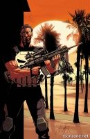 THE PUNISHER #1 (Salvador Larroca Variant)