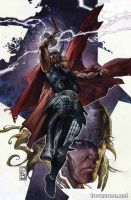THOR: GOD OF THUNDER #19.NOW  (Simone Bianchi Variant)