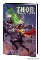 THOR: GOD OF THUNDER VOL. 3 — THE ACCURSED PREMIERE HC