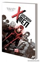 UNCANNY X-MEN VOL. 1: REVOLUTION TPB