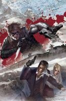 WINTER SOLDIER: THE BITTER MARCH #1 (of 5) (In-Hyuk Lee Variant)