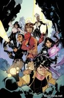 X-MEN #10.NOW & 11