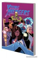 YOUNG AVENGERS VOL. 3: MIC-DROP AT