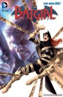 BATGIRL VOL. 4: WANTED HC
