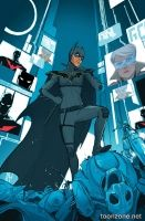 BATMAN BEYOND: BATGIRL BEYOND TP