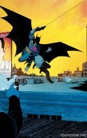 BATMAN VOL. 4: ZERO YEAR–SECRET CITY HC