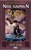THE BOOKS OF MAGIC TP NEW EDITION